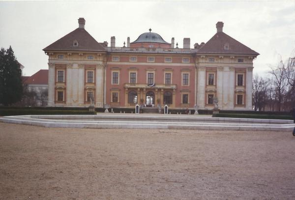 Dvorac u Austerlitzu