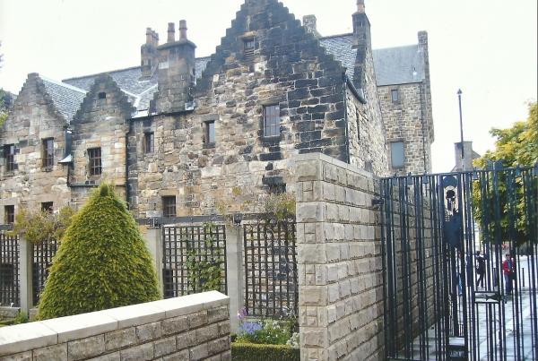 Glasgow-najstarija zgrada iz 16. st.