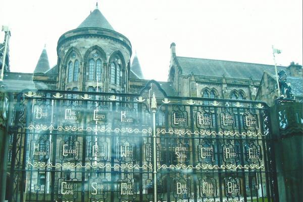 Glasgow-zgrada sveučilišta