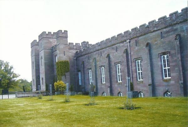 Palača Scone-mjesto krunidbe škotskih kraljeva