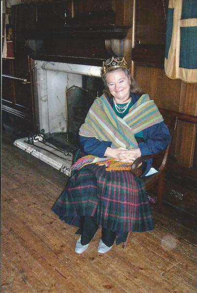 Suvremena škotska kraljica