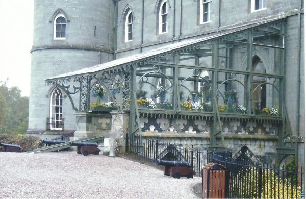 Ulaz u dvorac Inverary