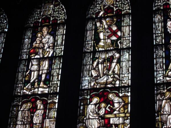 Vitrai u katedrali