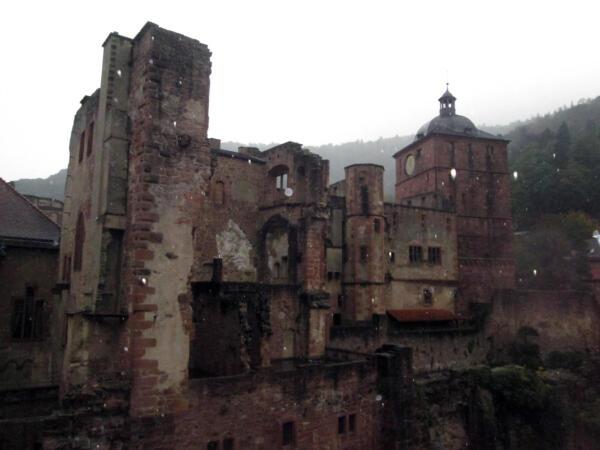 Stari dvorac Heidelberg