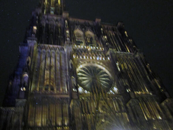 Katedrala u noći