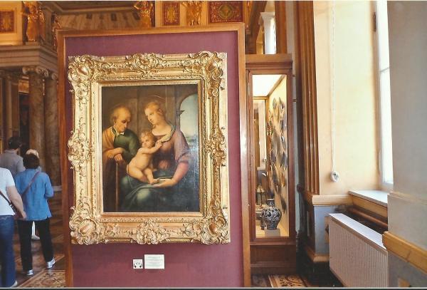 Ermitage Botichelli- Sv. obitelj