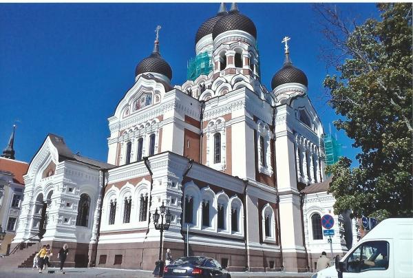 Talin-katedrala Aleksandra Nevskog