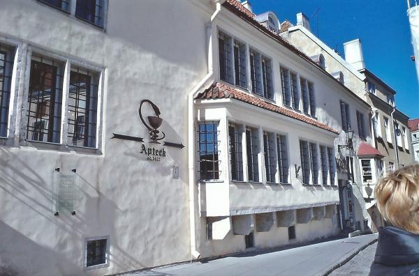 Talin-zgrada apoteke iz 1422. god.