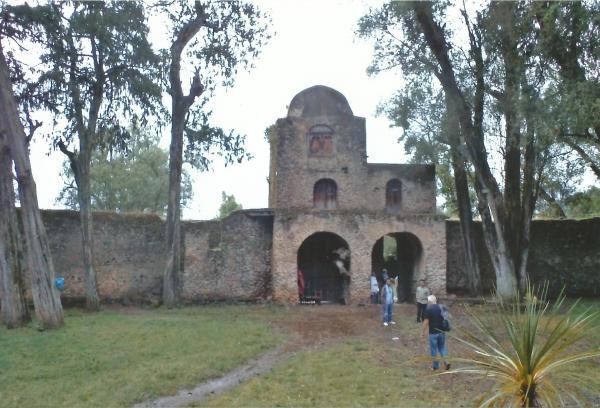 Crkva Deberberham Selasije u Gondaru