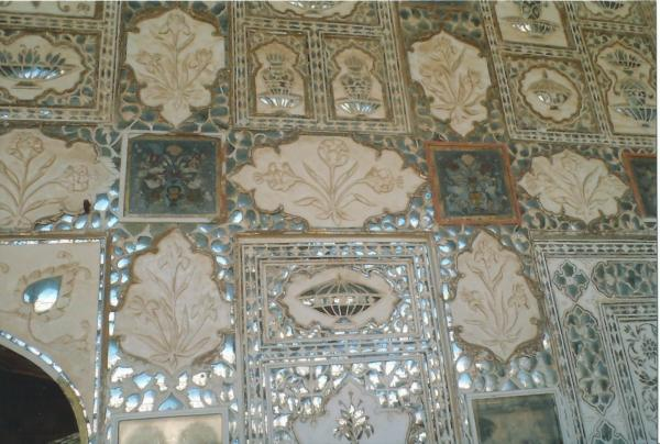 Jaipur-Forth Amber- Palača ogledala