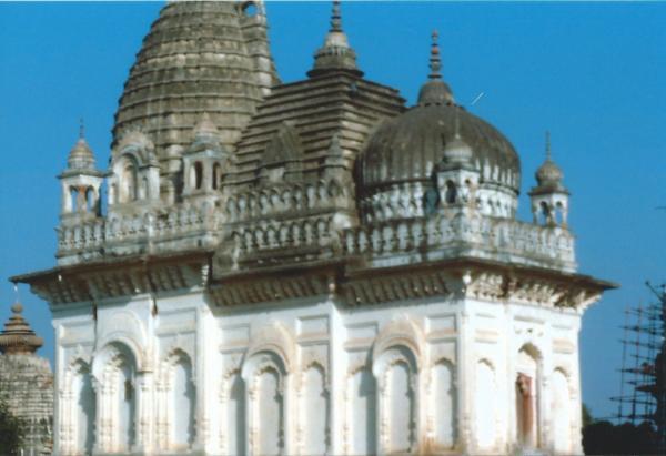 Khajuraho-Hramovi od kamena
