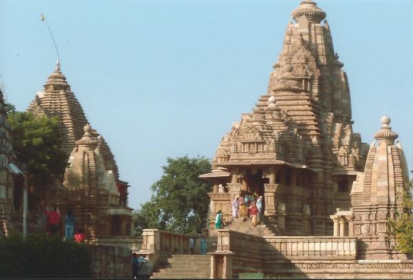 Khajuraho-hramovi
