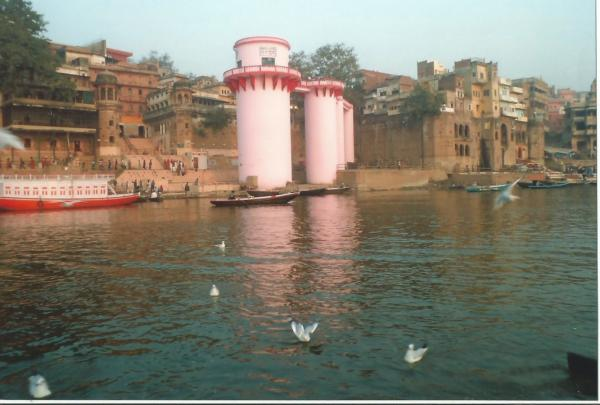 Pročistači vode na sv. rijeci Gangi