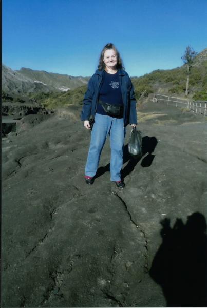 U podnožju vulkana Bromo