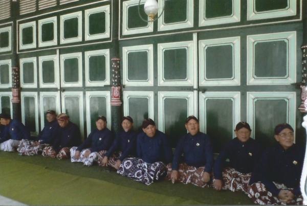 Yogyakarta-Sultanova garda