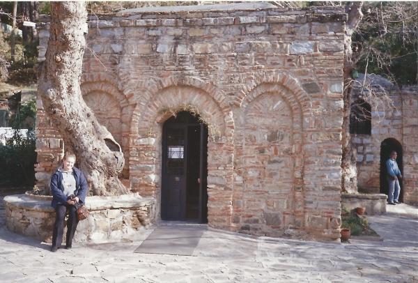 Efes-kuća sv. Marije (restaurirana 1950 g.)