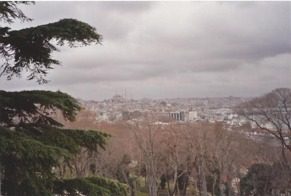 Istambul-panorama