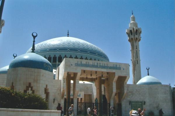 Aman-džamija Abdulaha I-osnivača  Hašemitske kraljevine Jordan