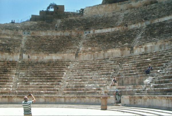 Aman-rimsko kazalište za 6000 ljudi