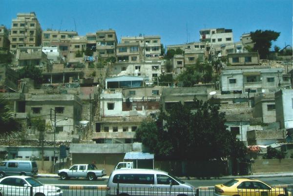 Aman-stari dio grada