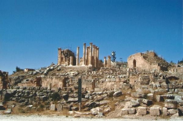 Jerash-Zeusov hram