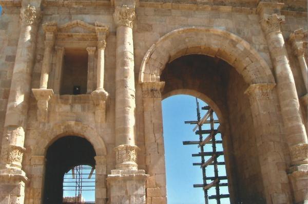 Jerash-najbolje sačuvan rimski grad