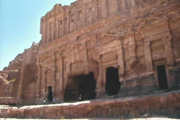 Petra-kraljevska palača
