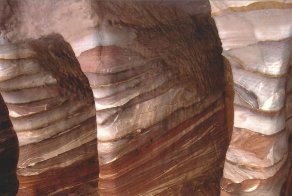 Petre-niše u grobnicama Nabatejaca