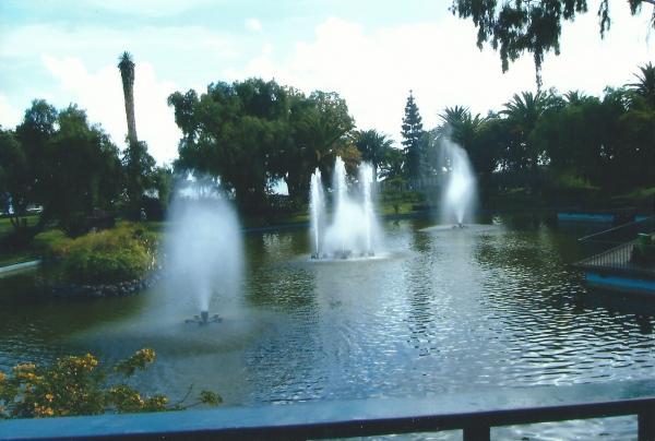 Jedan od parkova Funschala