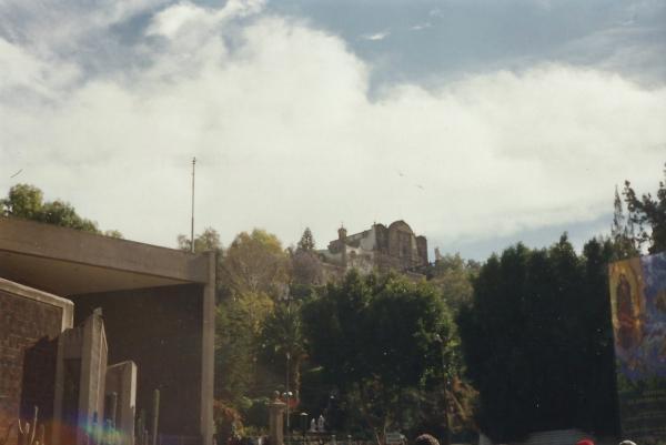 Gudalupe - Crkva na brdu ukazanja