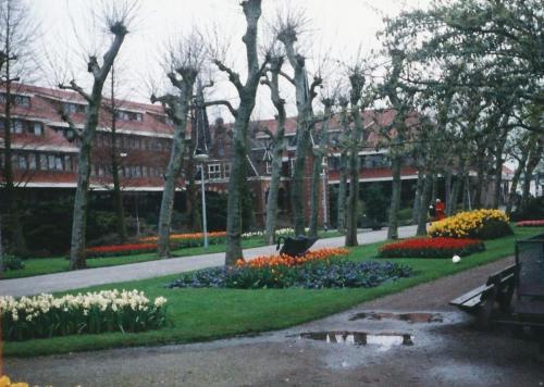 Alpen an den Rijn - naše hotel u parku ptica
