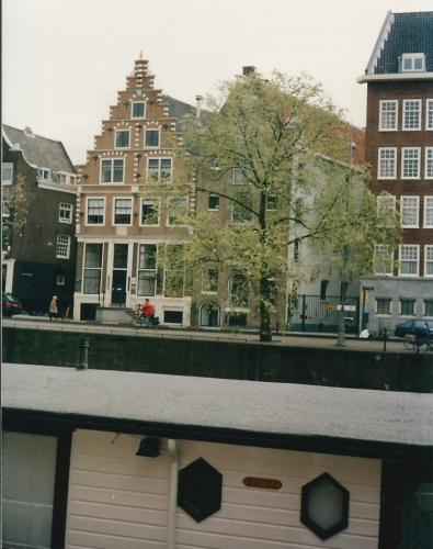 Amsterdam - Kuća širine 2m