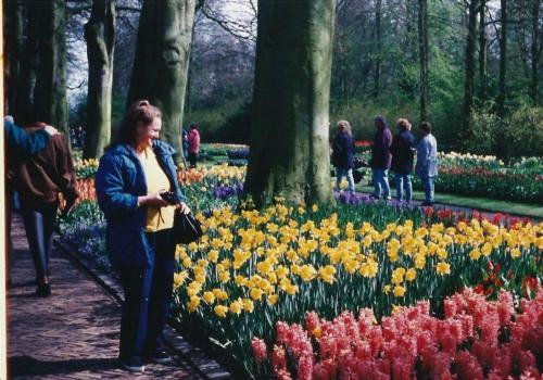 Keukenhof - park cvijeća
