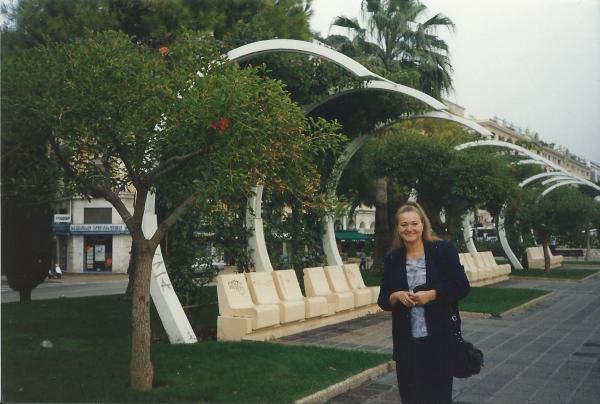 Nica - gradski vrt