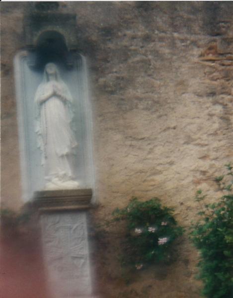 Remmes de chateau - stup u kojem je pronađena pergamena sa šifrom