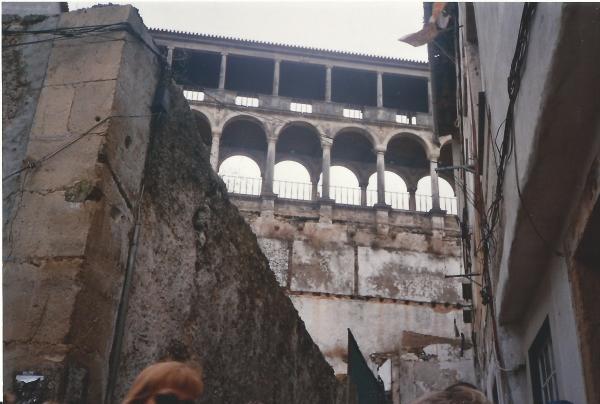 Coimbra-nekadašnji biskupski dvor