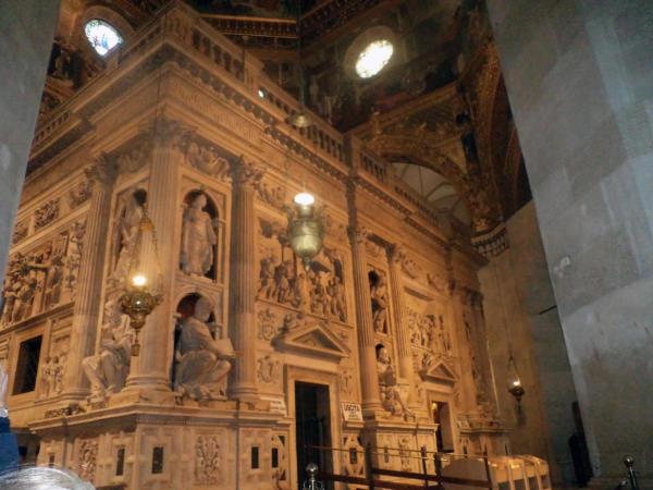 Ulaz u kapelu