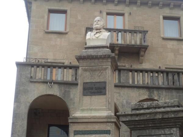 Spomenik Garibaldiju