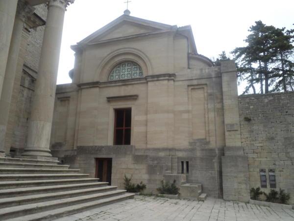 Koliba u kojoj je živio Sv. Martin