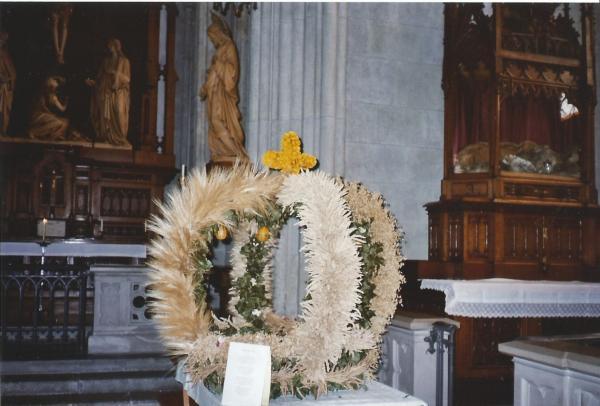 Svečanost jeseni u katedrali u Admontu