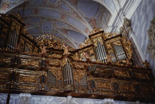 Orgulje u katedrali u Gottwigu