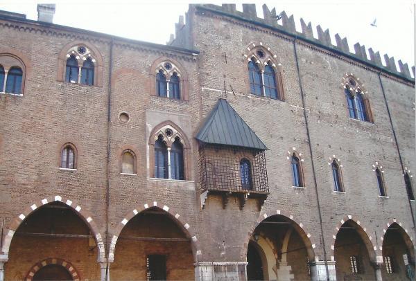 Mantova-duždeva palača