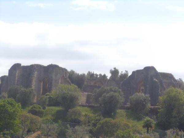 Ostaci rimske vile.