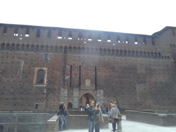 Milano - stari grad