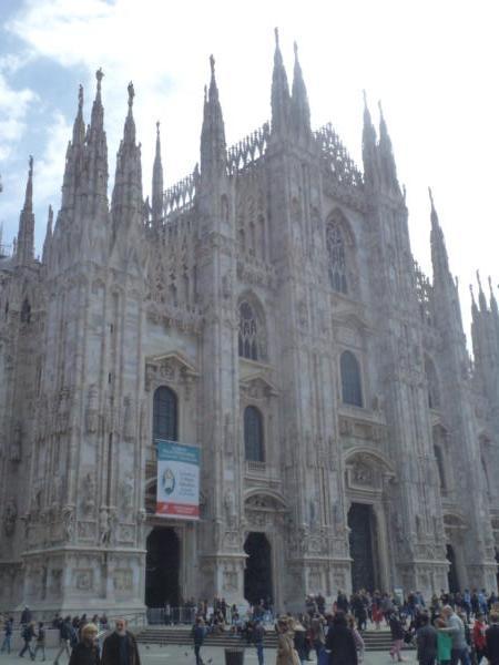 Milano katedrala