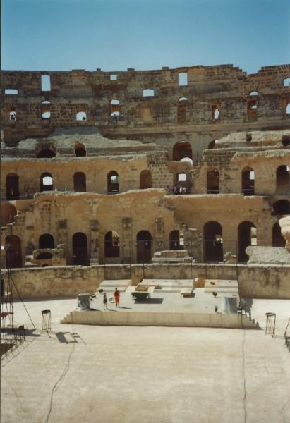 El Jam - Amfiteatar