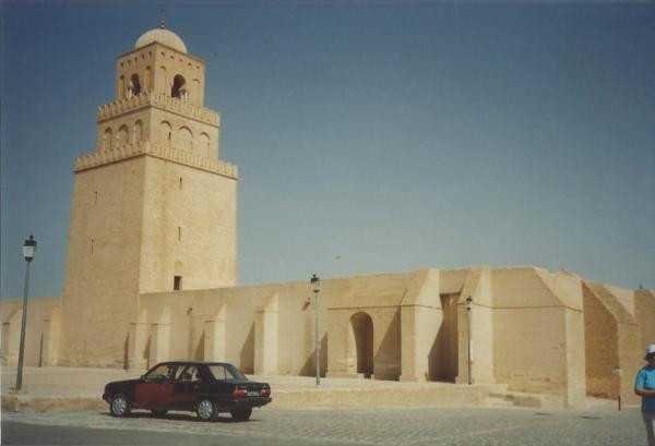Keroan - džamija iz 9.st