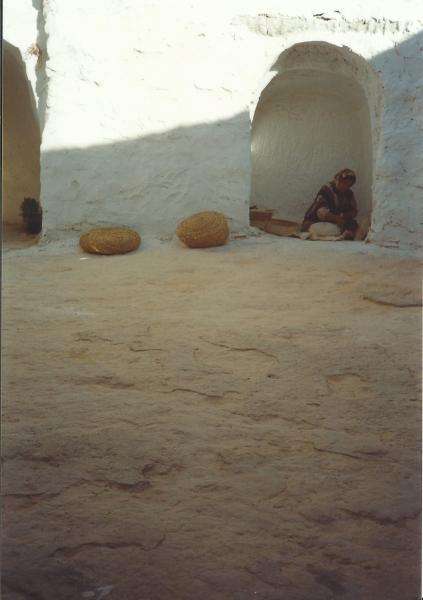 Matmata - Beduinska kuća