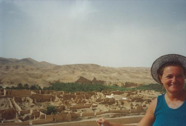Pogled na staru Temerzu