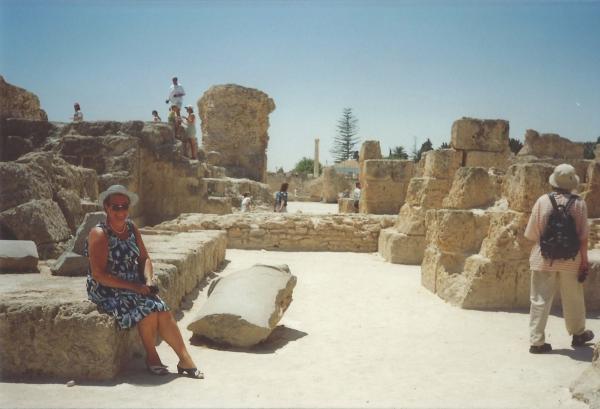 Ruševine stare Cartage